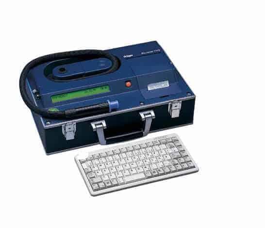 מכשיר ינשוף - DRAGER ALCOTEST 7110 MK3 IL