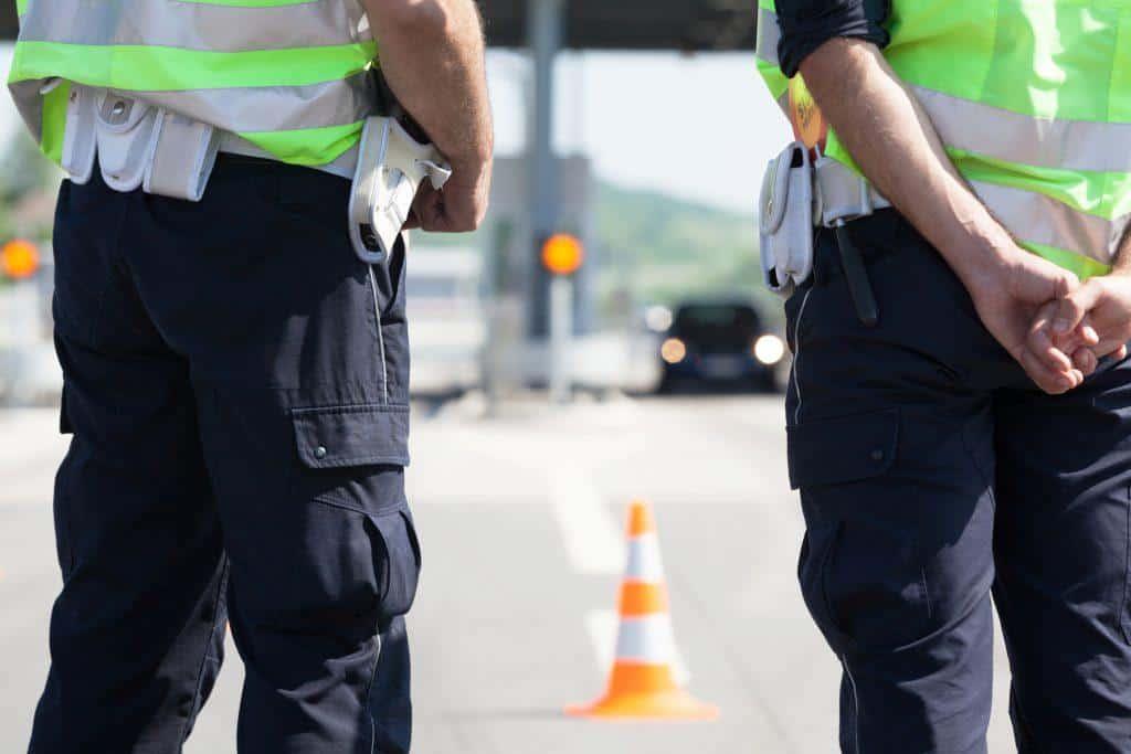 אי ציות להוראות שוטר - תמונה למאמר