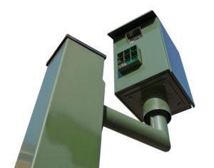 מצלמת מהירות מסוג א - 3 בכביש החוף - עו