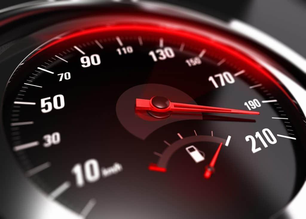 הזמנה למשפט על מהירות מופרזת מאמר