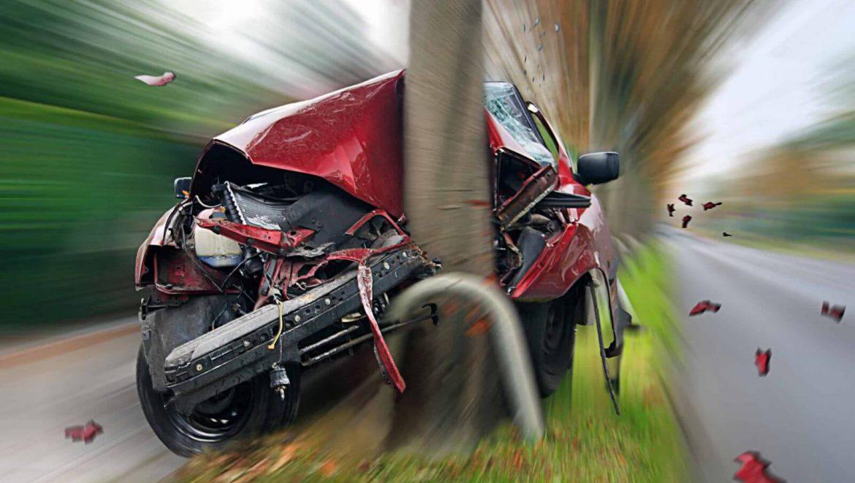 תאונה עם חבלה של ממש